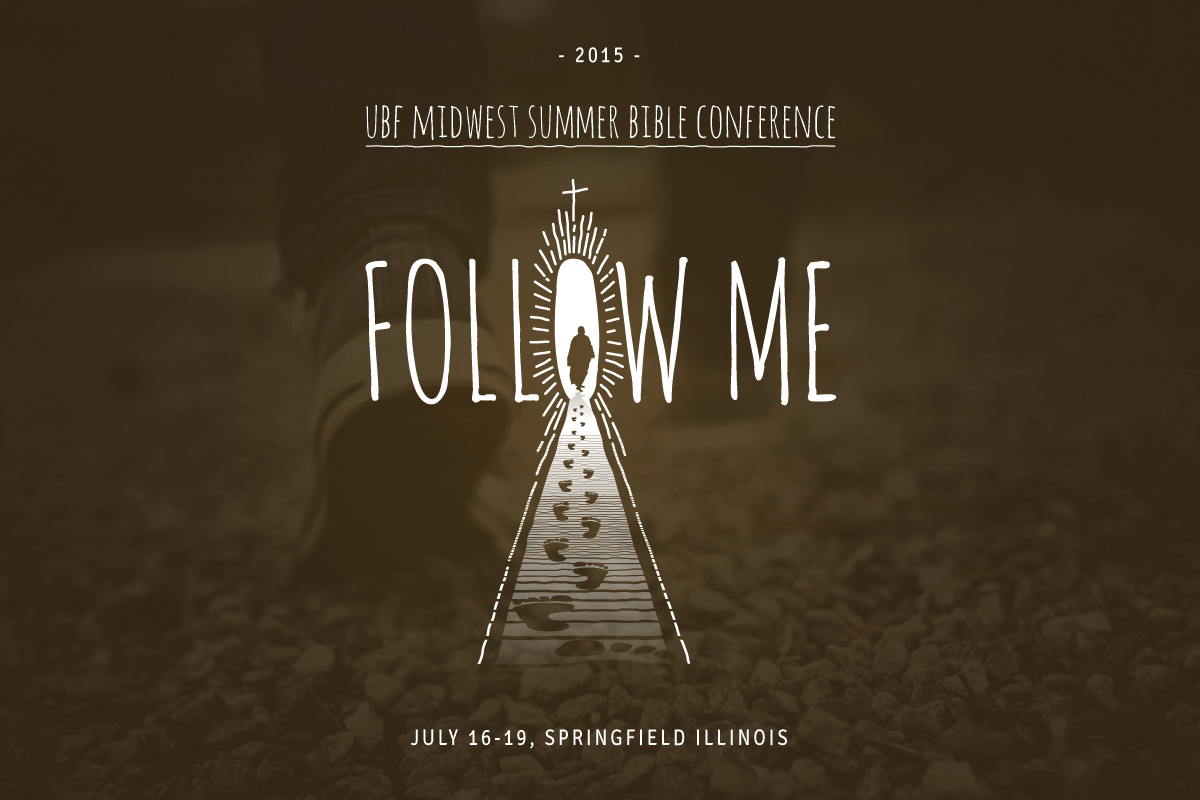 Banner Follow Me Poster